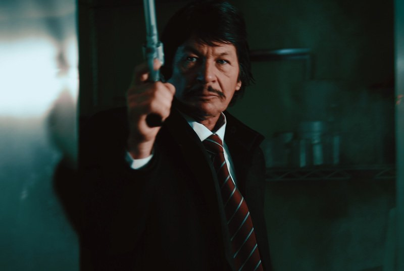 Death Kiss Trailer Delivers Charles Bronson-Lookalike Craziness