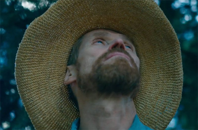 At Eternity's Gate Trailer Shows Dafoe's Van Gogh in Turmoil