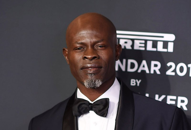 Charlie's Angels Adds Djimon Hounsou as Another Bosley
