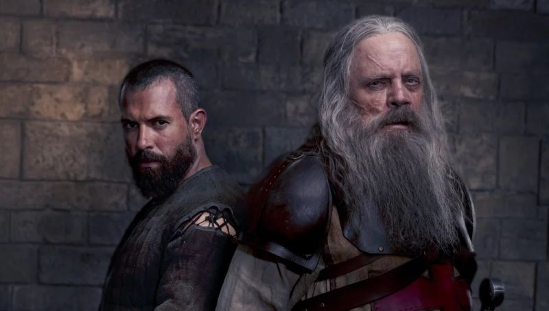 New Knightfall Season 2 Photo Reveals an Unrecognizable Mark Hamill