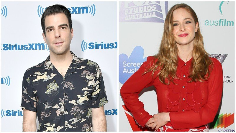 Zachary Quinto & Ashleigh Cummings to Lead AMC's NOS4A2 Series