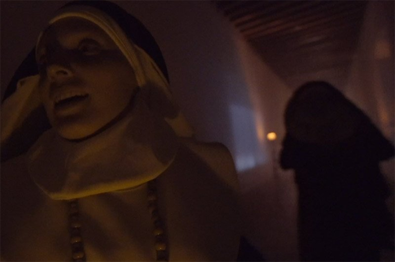 Watch CS's The Nun Experience in Mexico City!