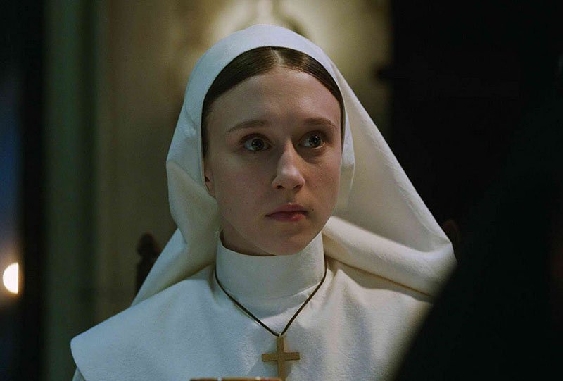 With 'The Nun,' Warner Bros.' box office streak continues