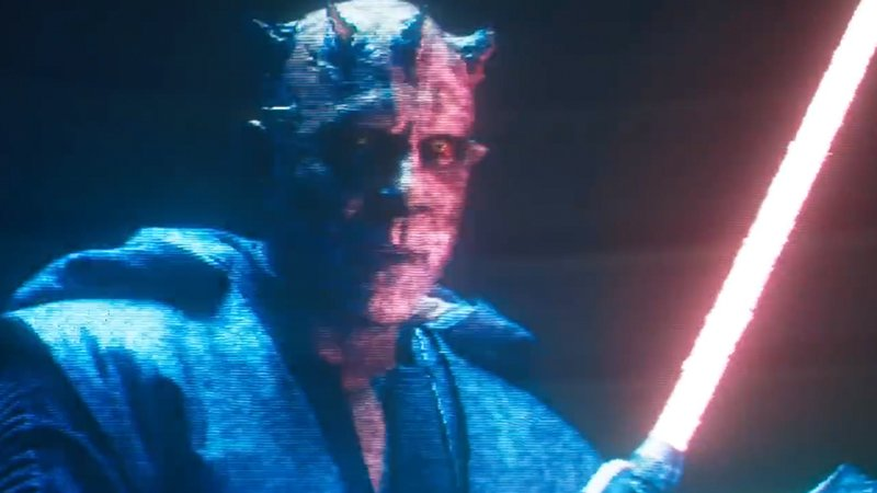 Watch the Full Darth Maul Cameo From Solo: A Star Wars Story!