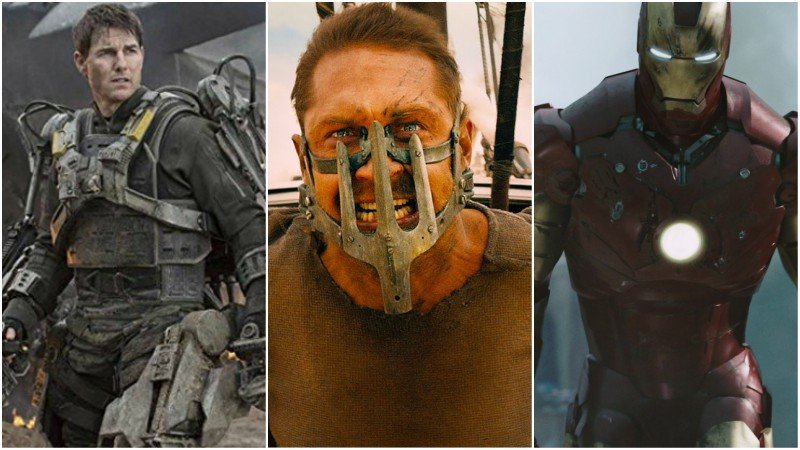 Top 10 Action Movies Of The Past Decade