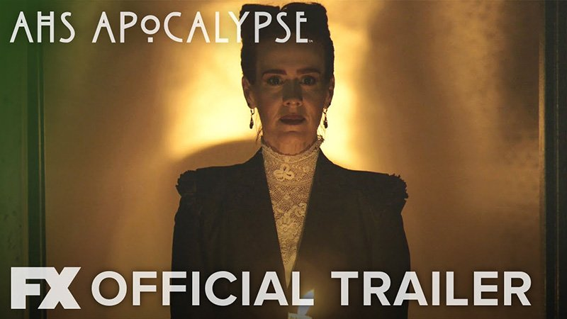 American Horror Story: Apocalypse Trailer Promises Chaos & Carnage