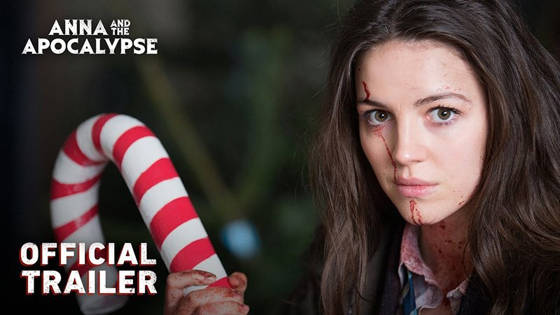 Anna and the Apocalypse Trailer: A Zombie Christmas Musical