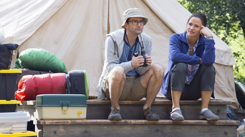 Jennifer Garner Returns to TV in New Camping Featurette