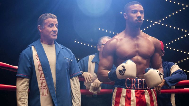 Brand New 'Creed II' Trailer Puts Adonis & Rocky Back In The Ring