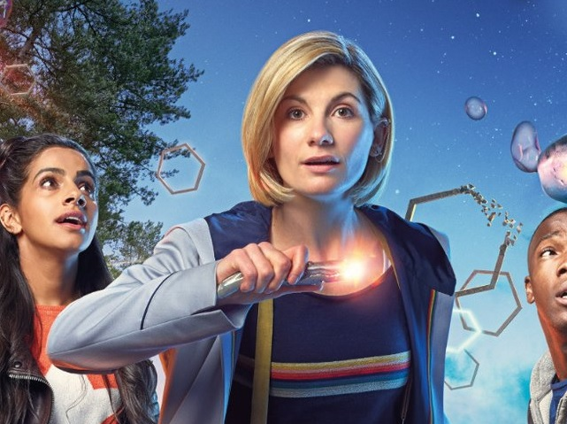 Doctor Who Gets a Special New Year's Day Episode