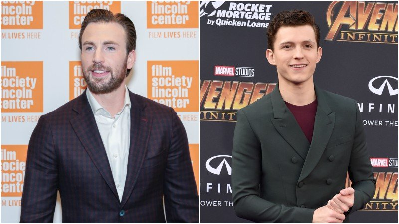 Tom Holland, Chris Evans & More In Talks to Star In The Devil All the Time