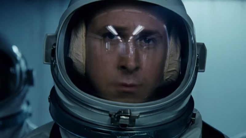 New First Man International Trailer Embraces for Impact