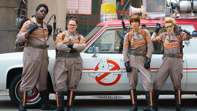 Ghostbusters sequel would've gone international