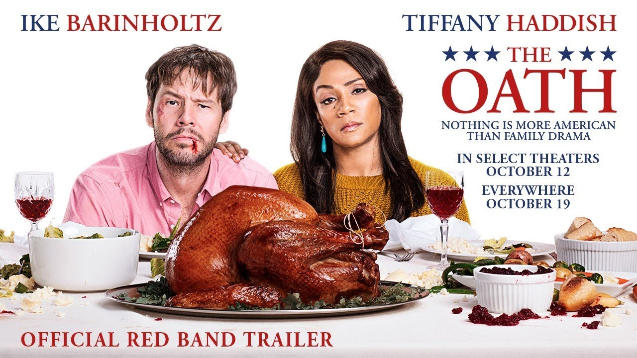 Thanksgiving Dinner Goes Sideways in The Oath Red Band Trailer