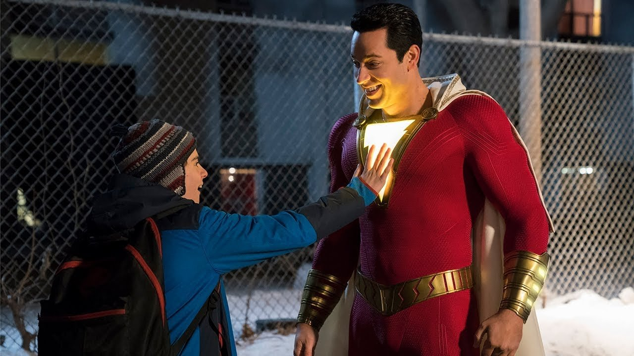 Say the Magic Word With the First Shazam! TV Spot