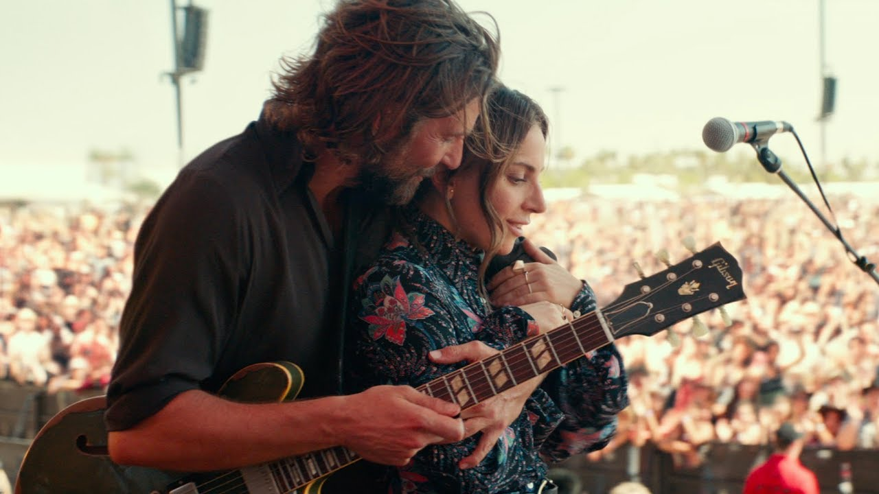four a star is born clips with stars bradley cooper and