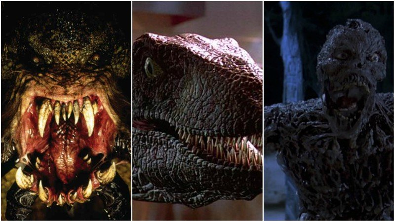 The 10 Best '90s Monster Movies