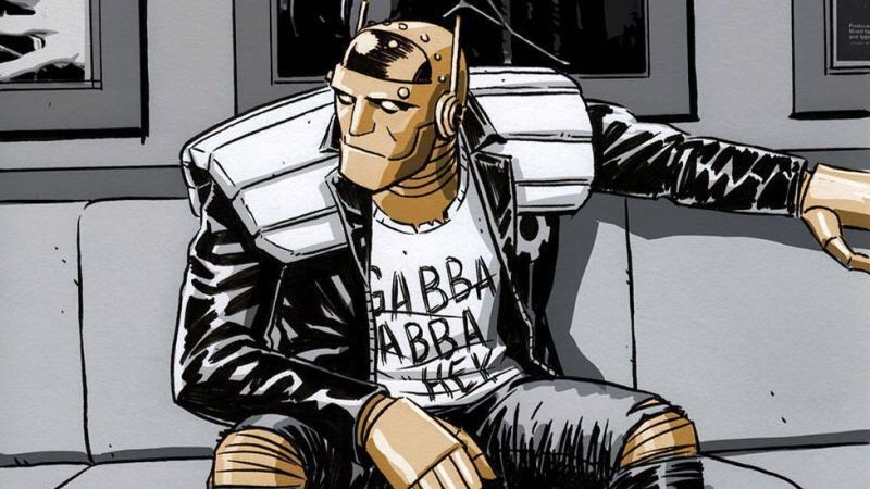 Doom Patrol Set Photos Reveal Good Look at Robotman