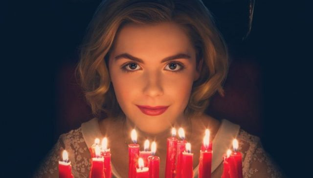 New Chilling Adventures of Sabrina Clip Features Aunt Hilda and Sabrina