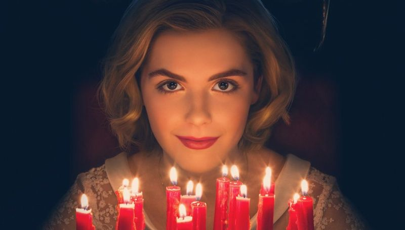 It's a Witchy Birthday With the New Chilling Adventures of Sabrina Poster