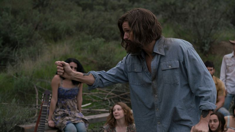 First Look at Matt Smith as Charles Manson in Charlie Says