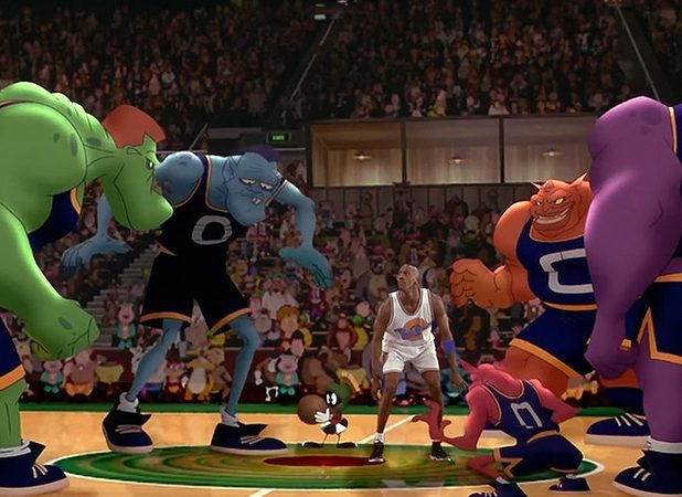 Production Begins on LeBron James' Space Jam 2