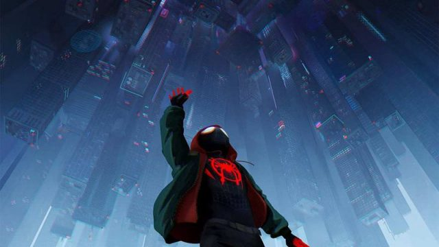 Hear Post Malone Song from Spider-Man: Into the Spider-Verse
