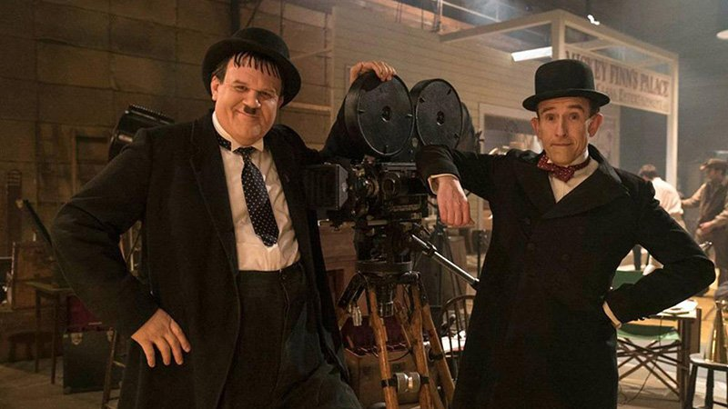 Sony Pictures Classics Acquiring Stan and Ollie Drama at TIFF 2018