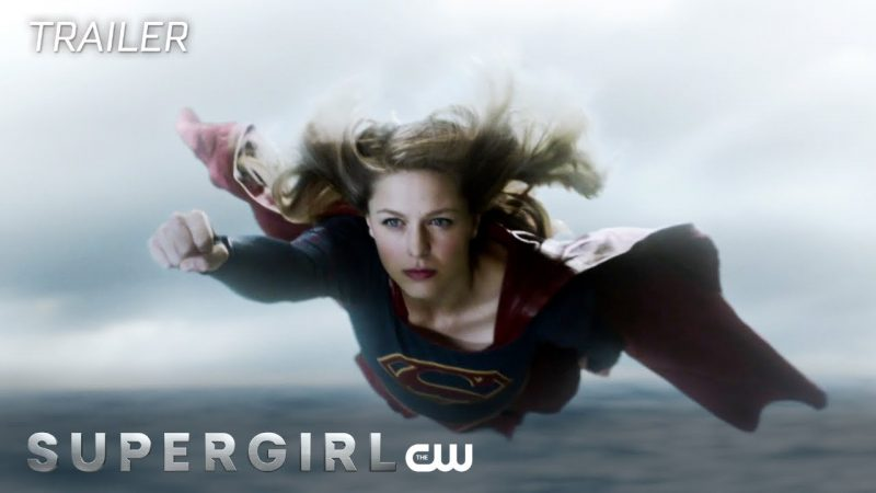 New Supergirl Trailer Focuses on Fear