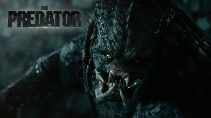 The Predator TV Spot Reminds Us to Breathe Deeply