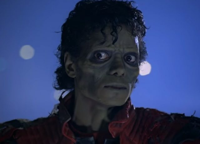 Promo for Michael Jackson's Thriller IMAX 3D Rises from the Grave