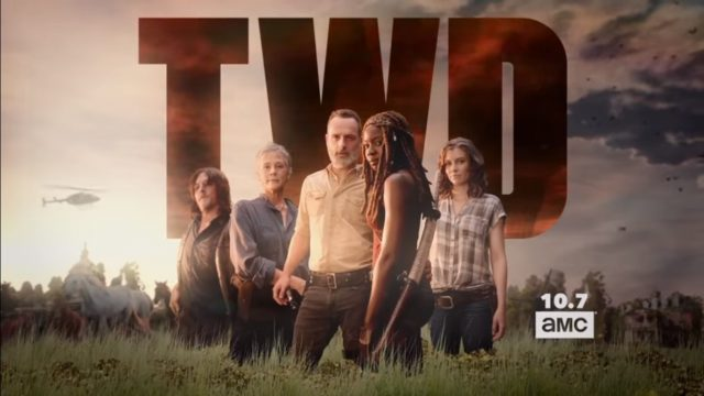 New The Walking Dead Season 9 Promo Highlights Original Survivors