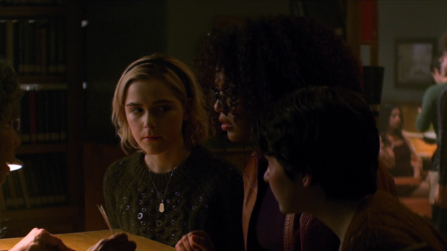 Chilling Adventures of Sabrina Season 1 Episode 3