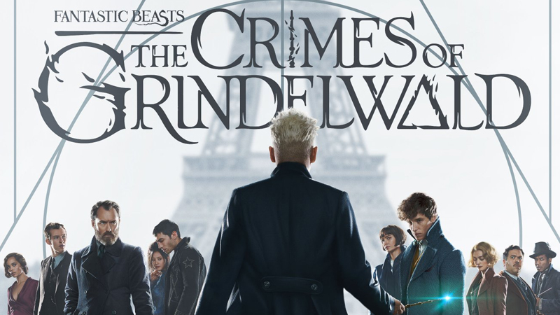 final poster for Fantastic Beasts