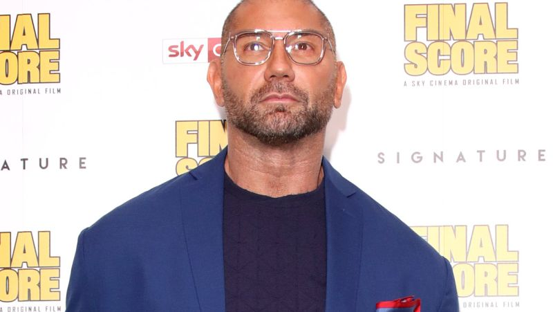Dave Bautista Books a Ticket for Blumhouse's Fantasy Island