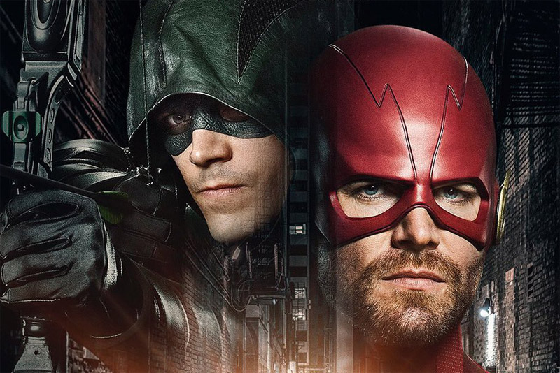 The CW's Superhero Crossover Elseworlds Poster Released!