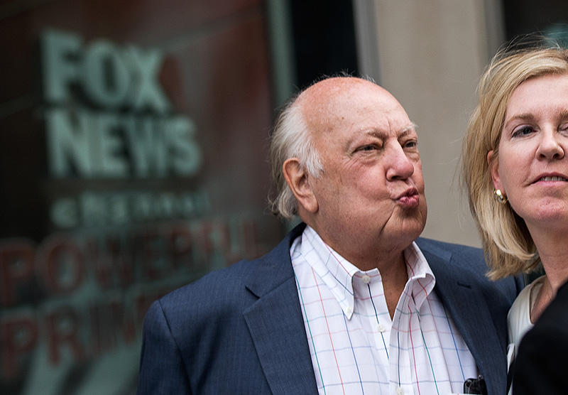 Lionsgate Reportedly in Talks To Take Up Roger Ailes Biopic