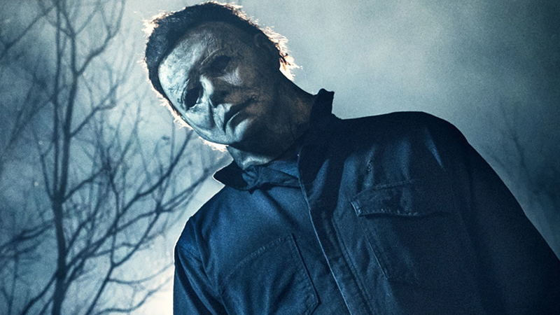Halloween 2018 Michael Myers Knife.Michael Myers Brings The Creepy In International Poster For Halloween