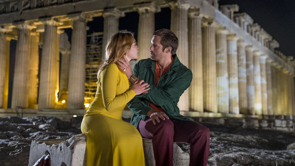 behind the scenes of The Little Drummer Girl