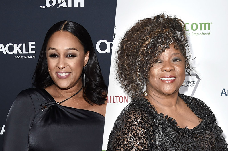 Tia Mowry & Loretta Devine to Star in Netflix's Family Reunion