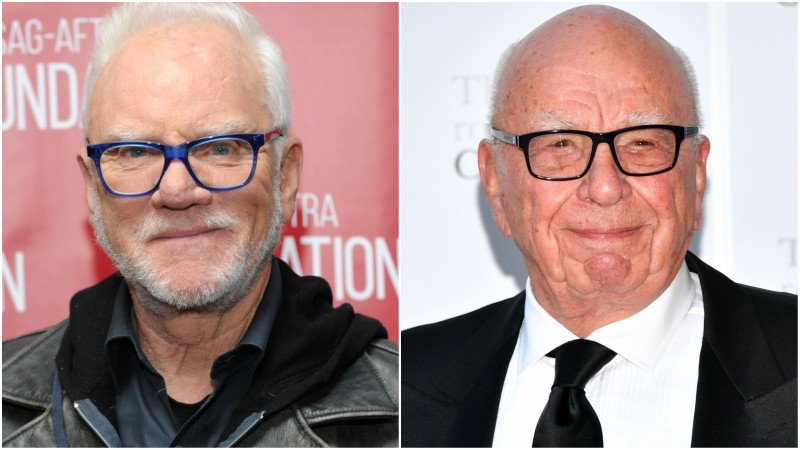 Malcolm McDowell To Play Rupert Murdoch In Annapurna's Roger Ailes Movie