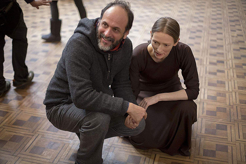 CS Interview: Luca Guadagnino on His Remake of Suspiria