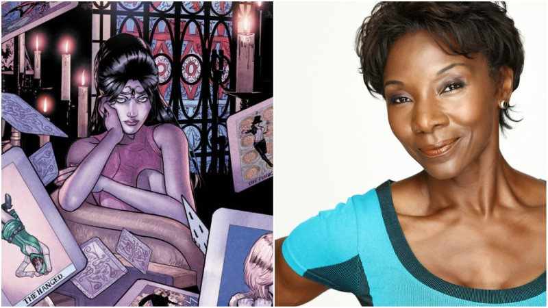Swamp Thing Finds Its Madame Xanadu in Jeryl Prescott