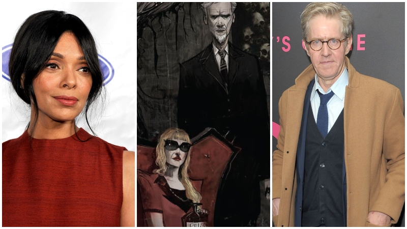 Tamara Taylor and J.C. MacKenzie Cast In Netflix's October Faction