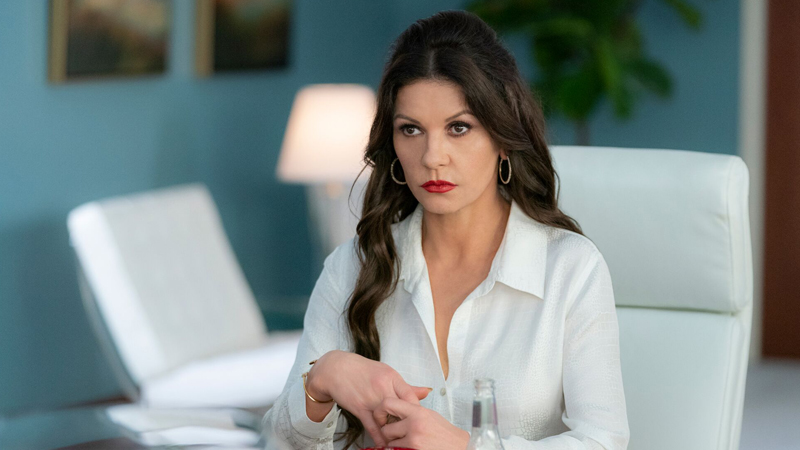 Catherine Zeta-Jones is Ruthless in New Queen America Teaser