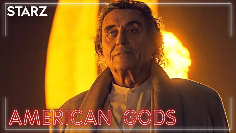 American Gods Season 2 Teaser Released at NYCC 2018