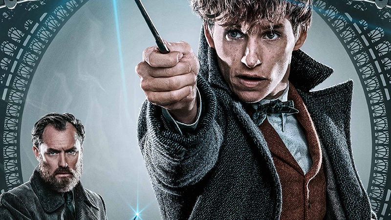 Eddie Redmayne Teases 'Fantastic Beasts' Ending: 'My Jaw Dropped'