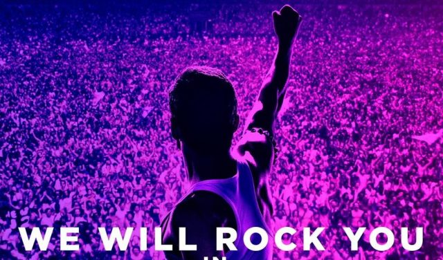 Check Out the IMAX Poster for Bohemian Rhapsody!