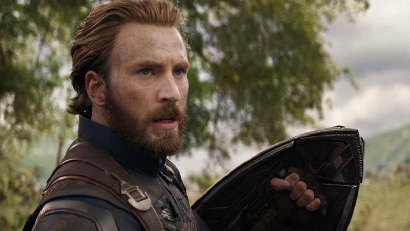 Chris Evans says goodbye to Captain America as 'Avengers 4' wraps