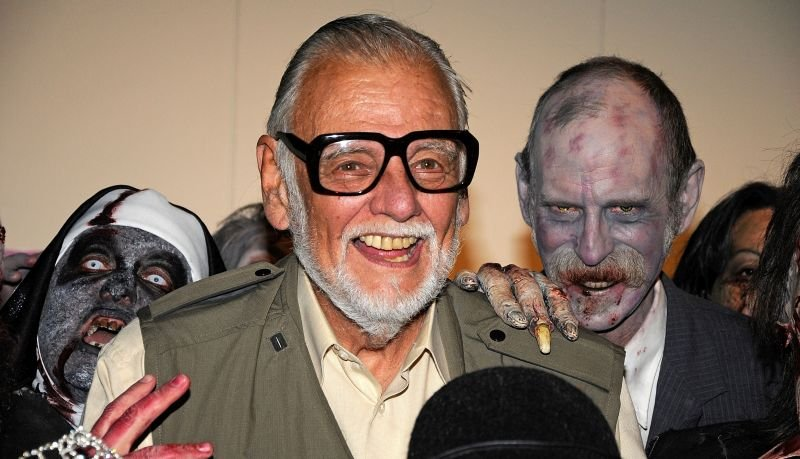 George Romero Left Behind Several Unused Scripts When He Died